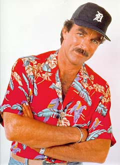 Magnum P.I., Tom Selleck - Hawaiian - 39.1KB