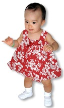 Maile Hibiscus Infant 2pc set