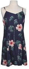 bamboo hibiscus sun dress