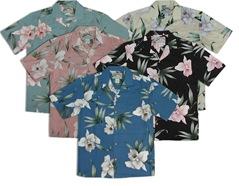 watercolor-orchid-hawaiian-shirt