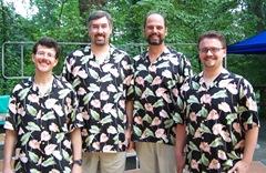 Barbershop-Quartet