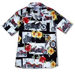 motorcycle hibiscus
