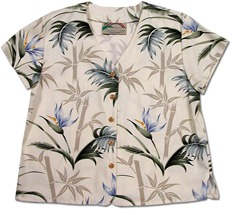 bamboo paradise blouse
