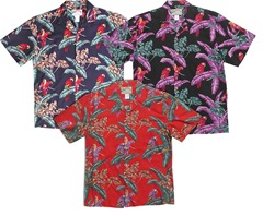 Men's Paradise Found Jungle Bird - Magnum P.I. Aloha Shirt