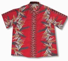 bird of paradise Kamehameha