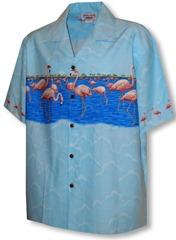 flamingo chest band