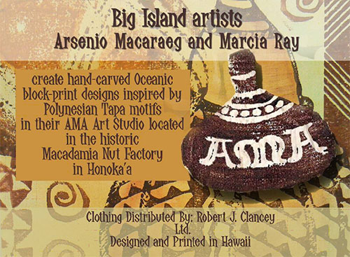 Big Island (Hawaii) Artists