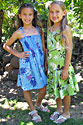 Girls Hawaiian dresses all styles