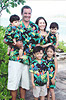 Jungle Parrots Matching Family Outfit
