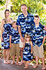Night Time Surf Matching Family Outfit