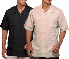 Cubavera 4 Pocket Guayabera Shirt