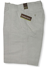 Cubavera Stone Natural Cargo Shorts