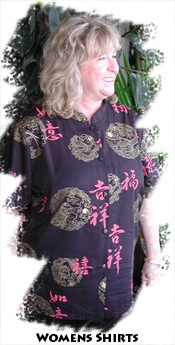 Ladies-Womens Plus Size Shirts