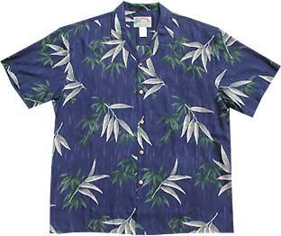 Bamboo Hawaiian Shirt