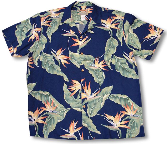 Bird Of Paradise 5 2011 Mens Shirt