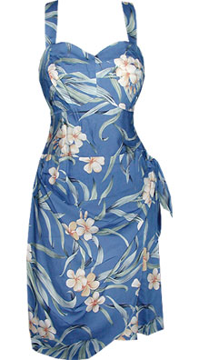 Melia Sarong Dress