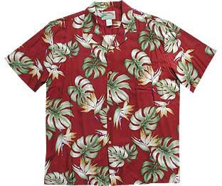 Monstera Hawaiian Shirt