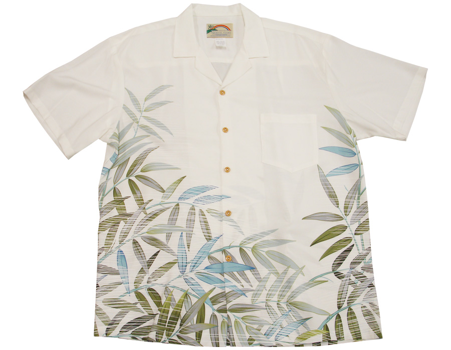 Closeout whispering bamboo men 39 s rayon for Bamboo button down shirts