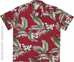 Wild Orchid Hawaiian Shirt