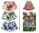Hawaiian Style Women's Shirts - Also available in Plus Sizes